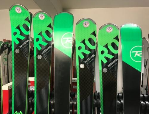 Test location ski à Morzine : Rossignol Experience E88 HD 2018